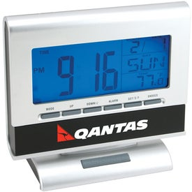 Multi Function LCD Alarm Clock