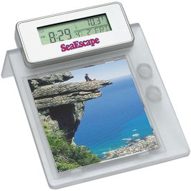 Multi-Function Desktop Photo Frame