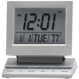 Multi Function Digital LCD Alarm/Calendar