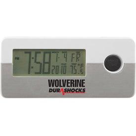 Multi Function Dot Matrix Digital Alarm Clock for Your Company