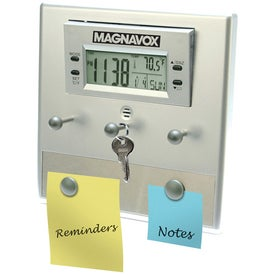 Multi Function LCD Alarm Clock And Office Assistant