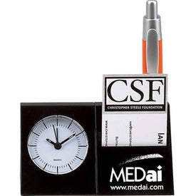 Multi Purpose Pyramid Clock