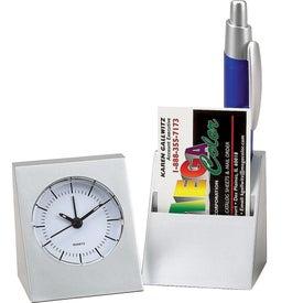 Advertising Multi Purpose Pyramid Clock