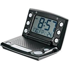 Nature Sounds Travel Alarm Clock