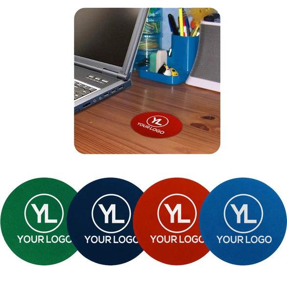 custom coasters quality logo products