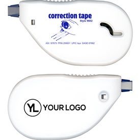 No Mess Correction Tape