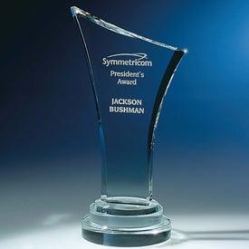 Custom Number One Award