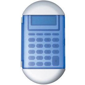 Imprinted Oblong Calculator