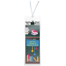 Open Sleeve Bookmark (2 x 6)