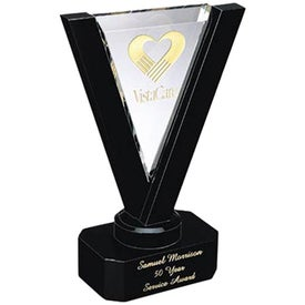 Optica Black Crystal V Awards