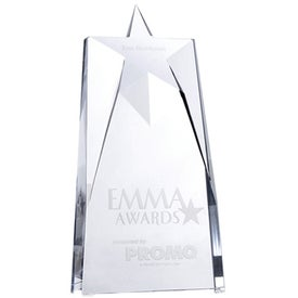Optica Flat Star Award (Small)