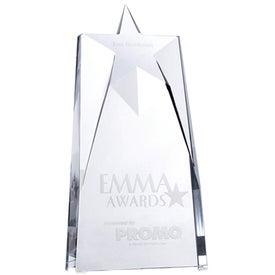 Optica Flat Star Award (Small)