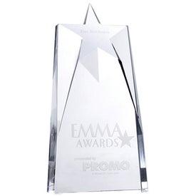 Optica Flat Star Award (Large)