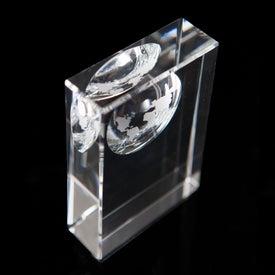 Customized Optica Global Tombstone Award