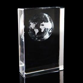 Optica Global Tombstone Award (Small)