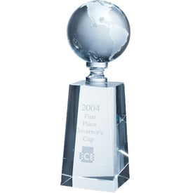 Optica Globe Award (Cosmos - Medium)