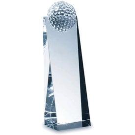 Optica Golf Tower Award (Small)