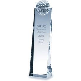 Optica Golf Tower Award (Large)