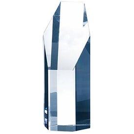 Optica Octagonal Award (Nevis - Medium)