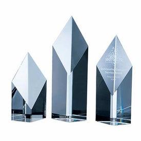 Optica Raised Pinnacle Award