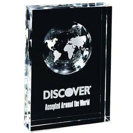 Optica Global Tombstone Award (Large)