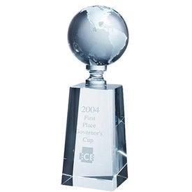 Optica Globe Award (Cosmos - Large)