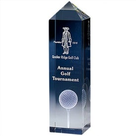 Optical Apex Tower - Custom Award