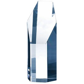 Optica Hexagonal Award (Nevis - Large)