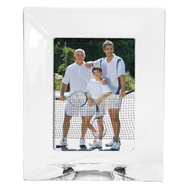 Orrefors Focus Frame with Your Slogan