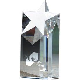 Orrefors Starlite Small Awards