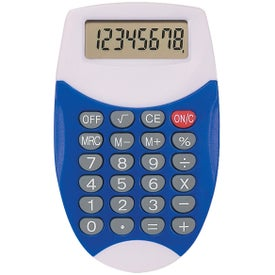 Oval Calculator Giveaways