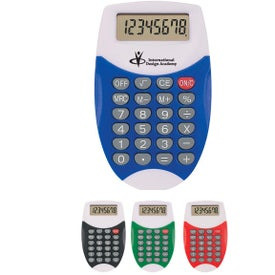 Logo Oval Calculator
