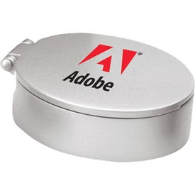 Oval Travel Alarm Clock for Promotion