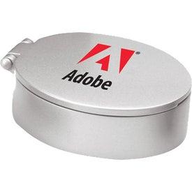 Oval Travel Alarm Clock