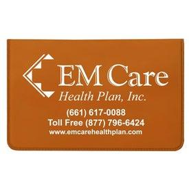Monogrammed Oversized Card Holder