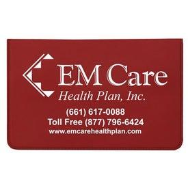 Logo Oversized Card Holder