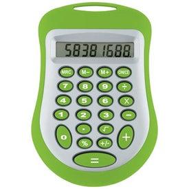 Branded Palm Held Calculator