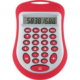 Customized Palm Held Calculator