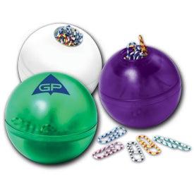 Promotional Paper Clip Bubble