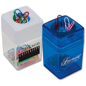 Paper Clip Dispensers