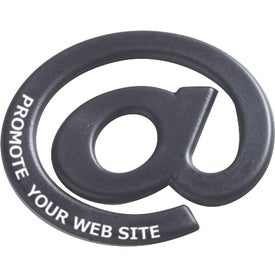 @ Paper Clip Branded with Your Logo
