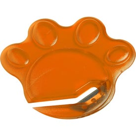 Paw Letter Slitter with Your Logo