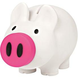 Imprinted Payday Piggy Bank