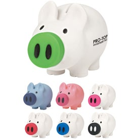 Branded Payday Piggy Bank