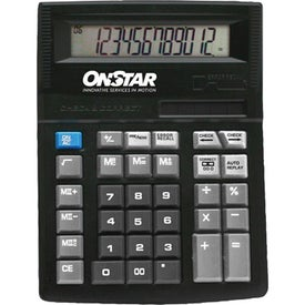 PC Style Keypad Calculator