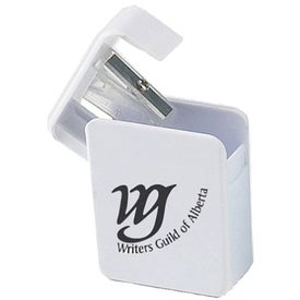 Pencil Sharpener with Your Slogan