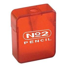 Customized Pencil Sharpener