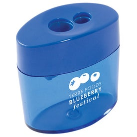 Pencil/Crayon Sharpener for Your Company