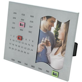 Perpetual Calendar Frame for Advertising