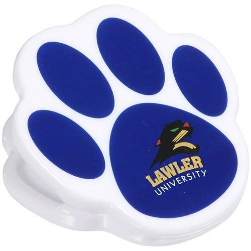 Dog Paw du Logo du Paw Company Logo Reduced